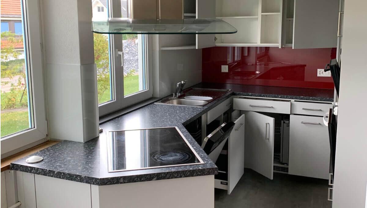Galerie 1 Küche, Frick