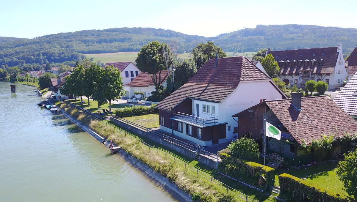 Projektvoranzeige! 4 1/2 Zimmer Eigentumswohnung (Obergeschoss) in 4323 Wallbach