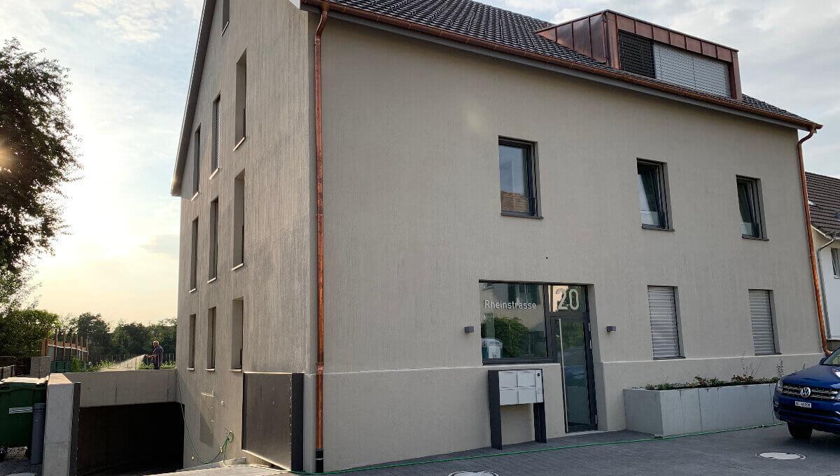 Galerie 4 Rheinstrasse 20 Wallbach