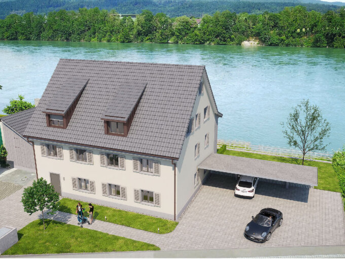 4.5 Zimmer Eigentumswohnung (Erdgeschoss) in 4323 Wallbach