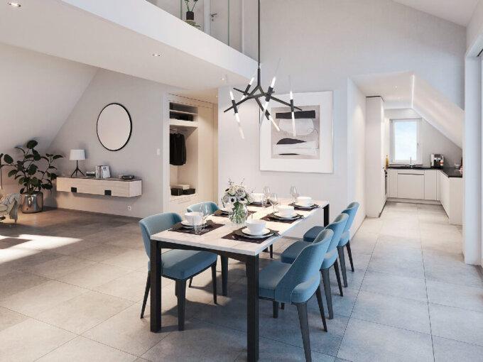 5.5 Zimmer Maisonette- Wohnung in Wallbach