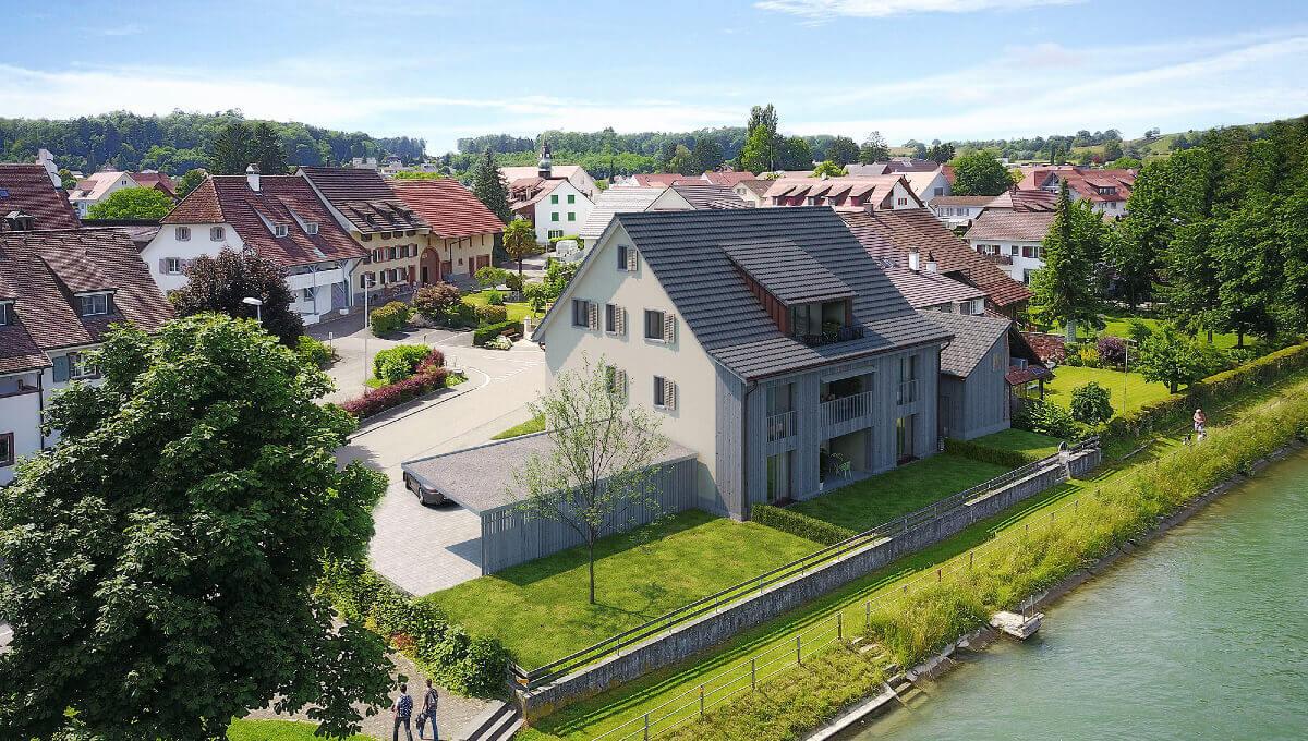 4.5 Zimmer Eigentumswohnung (Obergeschoss) in 4323 Wallbach