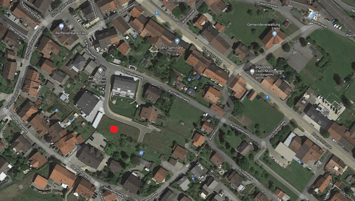 Maps Buchhaldenweg