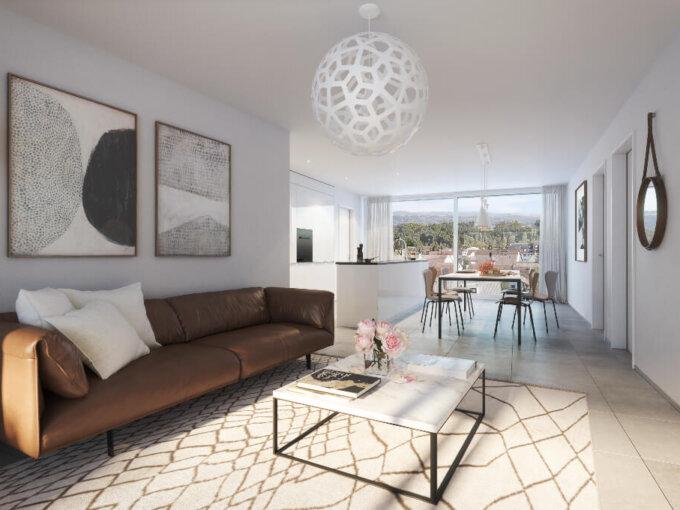 3.5 Zimmer Wohnung Obergeschoss in Eiken